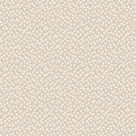 Cotton + Steel Rifle Paper Co. Basics - Tapestry Dot - linen - fat quarter