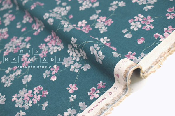Japanese Fabric Blossoms - D - 50cm