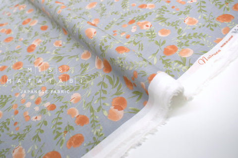 Japanese Fabric Forage Cotton Lawn - C - 50cm