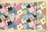 Flapper e Pattern - flowers - D
