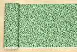 Suzuko Koseki circle and square - green - fat quarter