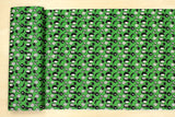 Japanese Fabric Fruit Punch twill - green - fat quarter