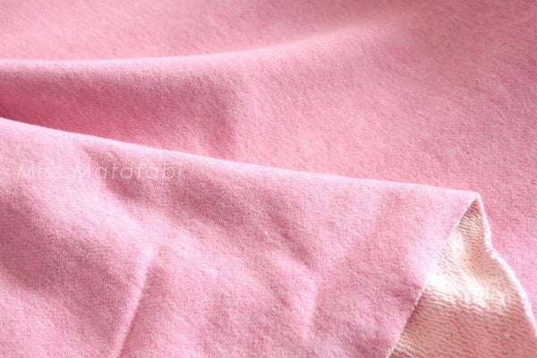 FrenchTerry Knit - pink