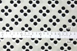 Cotton + Steel Black + White - Sunday Dress - fat quarter