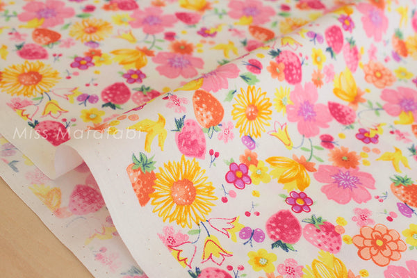 Sevenberry Summer Garden - fat quarter