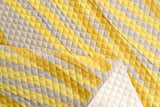 Nani Iro Free Way AW quilted brushed cotton - A
