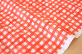 Seersucker Lawn - Gingham Check - D