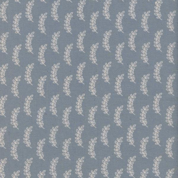Cotton + Steel Bluebird - leaf it natural by Rashida Colemant-Hale - fat quarter