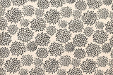 Japanese Fabric - hanabi canvas - fat quarter