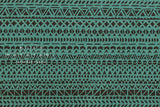 Kokka Ellen Baker - Rough Cut - Mosaic - teal