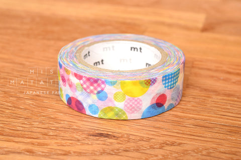 Washi masking tape - mt ex random dot  MTEX1P108