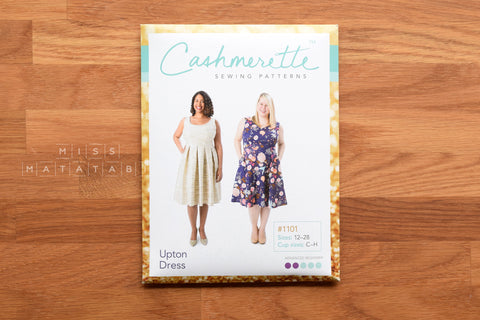 Upton Dress by Cashmerette