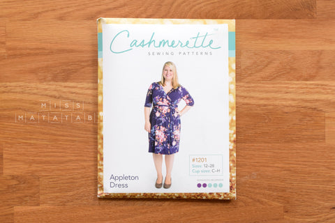 Appleton Dress by Cashmerette