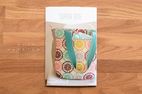 Super Tote by Noodlehead