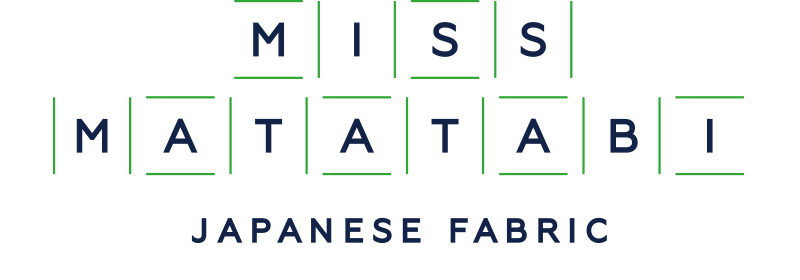 Miss Matatabi Japanese Fabric