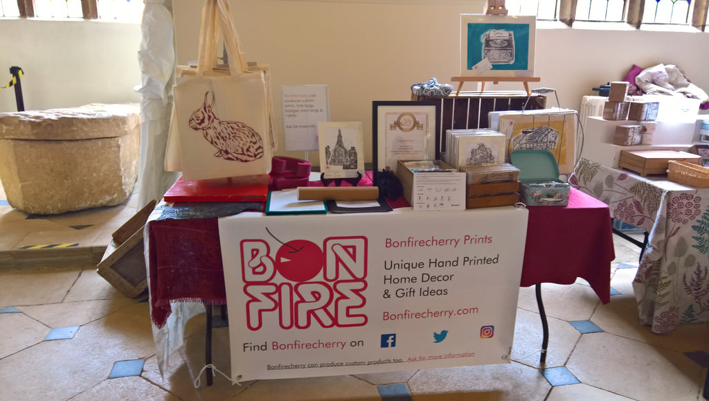 The Cherry Post No.69 | Vintage & Craft Fair @ Abington Park Museum