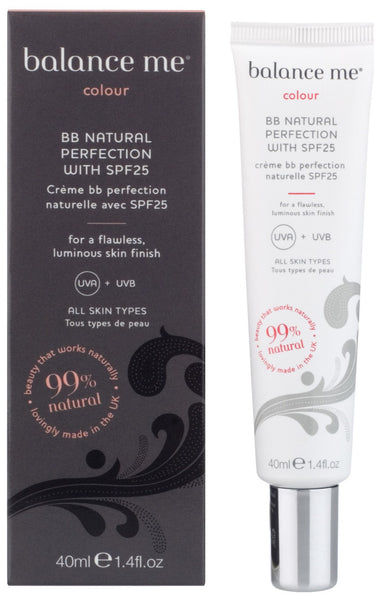 BB Natural Perfection SPF 25 (BB Cream) - VivaQueenBee