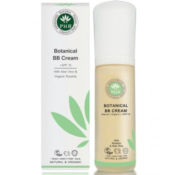 PHB ORGANIC BB CREAM +SPF15 - MEDIUM