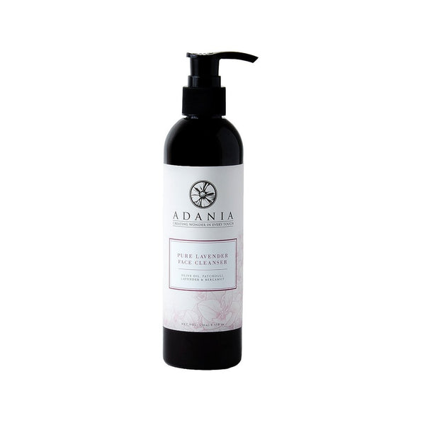 Pure Lavender Face Cleanser - VivaQueenBee