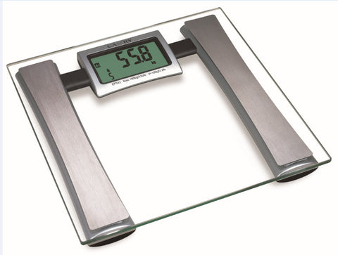 Camry 330lbs / 150kgs Body Fat/Hydration Monitor Scale Five activity levels