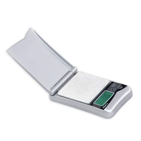Small Health Monitor Scale- Silvery/Black