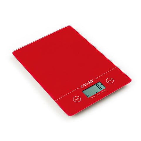 Electronic Kitchen Scale Super slim 1.4cm Measure volume of water and milk