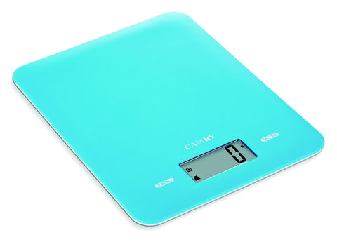 Camry Electronic Kitchen Scale 1.4cm Super slim / Hang To Stow