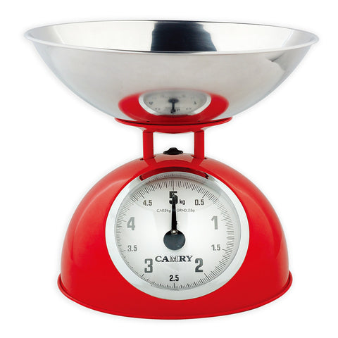 Mechanical Kitchen Scale Colorful design
