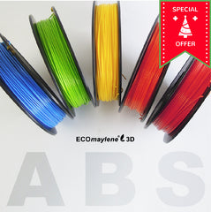 ECOmaylene® ABS Filaments
