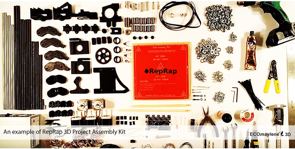 3D printer DIY assembly kit