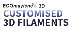 ECOmaylene3D - Customised Filaments