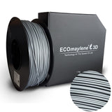 ECOmaylene3D - Alloy Filaments - PLA/ABS 1.75MM | Metallic Silver