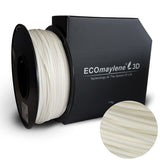 ECOmaylene3D - Alloy Filaments - PLA/ABS 1.75MM | Milky White