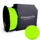 ECOmaylene3D - Alloy Filaments - PLA/PC 1.75MM | Fluorescent Green