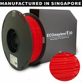 ECOmaylene3D - PLA 1.75MM |  Scarlet Red