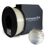ECOmaylene3D - PLA 1.75MM |  Anti-flash Transparent