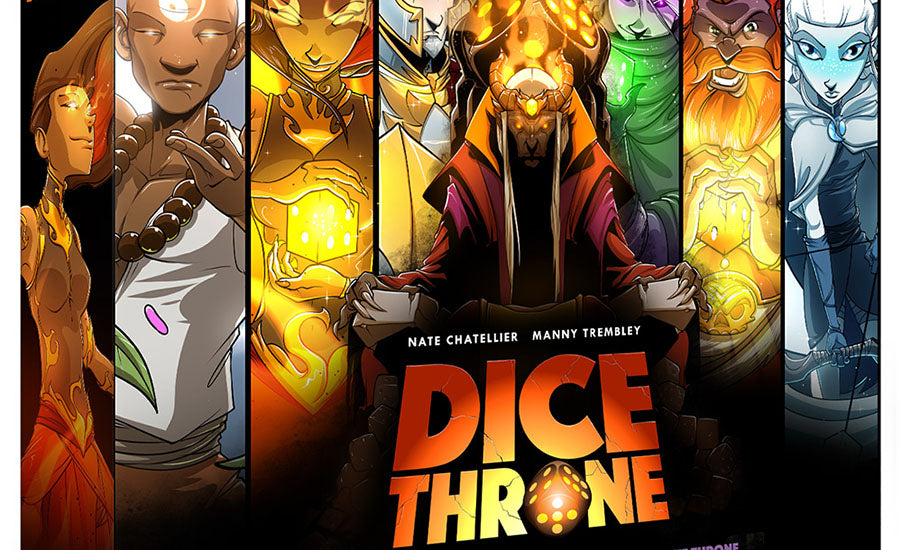 Conoce: Dice Throne