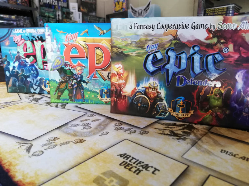 Conoce La Linea Tiny Epic
