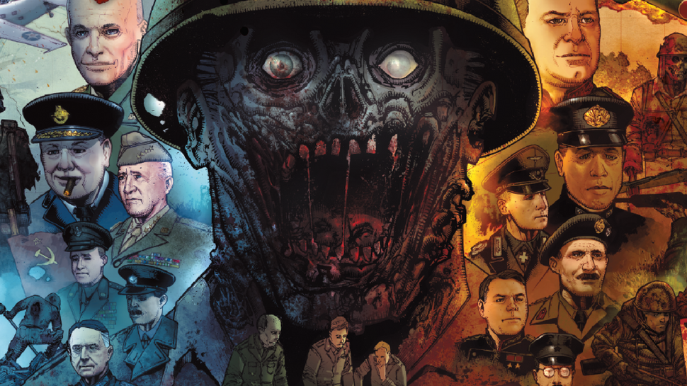 Conoce: Axis & Allies & Zombies