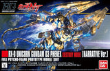 Bandai: Unicorn Gundam 03 Phenex Destroy Mode Narrative Ver HGUC 1/144 Gundam NT