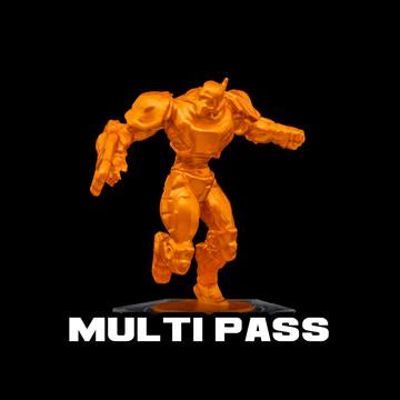 Turbodork: Multi Pass Metallic