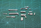 SIMPro Resin Kit: W002 Rifle