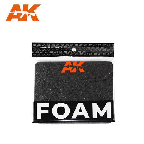 AK-Interactive: (Accessory) Foam (Wet Palette Replacement)