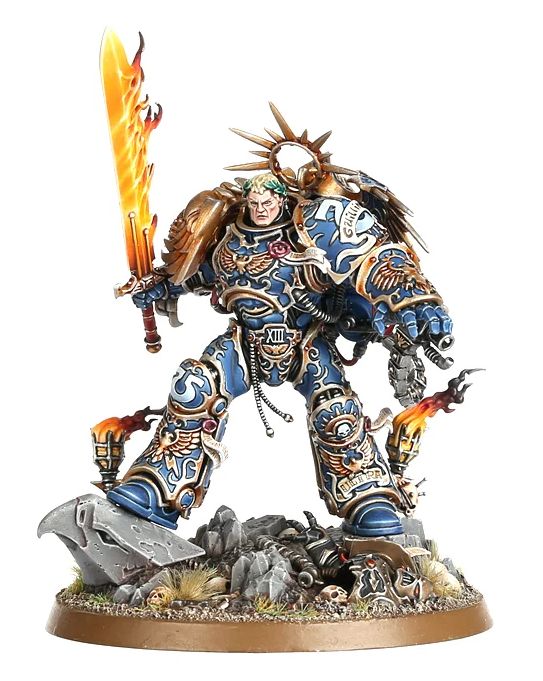 Warhammer 40K: Space Marines Roboute Guilliman