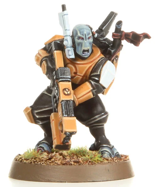 Warhammer 40K: Tau Empire Pathfinder Team