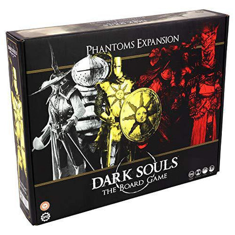 Dark Souls the Board Game: Phantoms Expansion