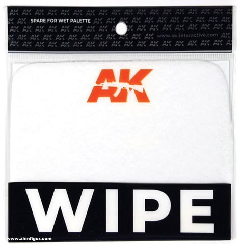 AK-Interactive: (Accessory) Wipe (Wet Palette Replacement)