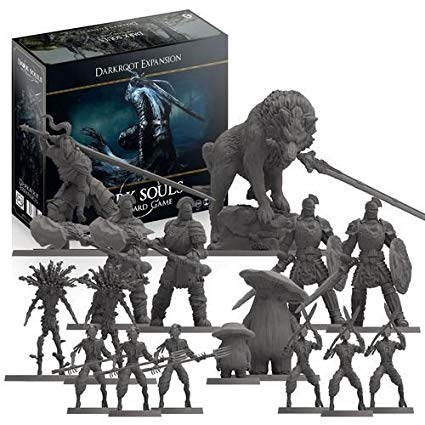 Dark Souls The Board Game: Darkroot Expansion