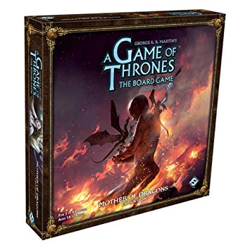 A Game of Thrones: The Board Game 2nd Edition Mother of Dragons