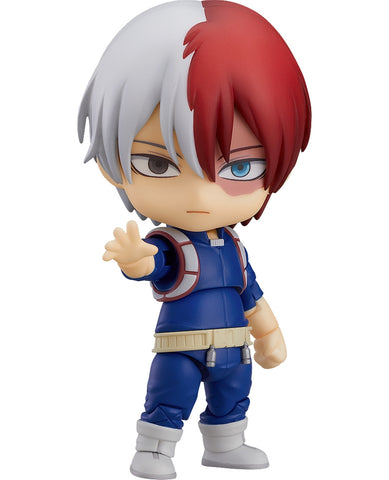 Nendoroid: Shoto Todoroki Hero's Edition 1112